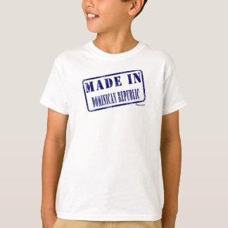 Gemacht in der Dominikanischen Republik T-Shirt