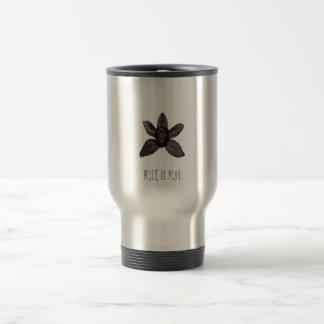 gemacht in der Maui-Kaffeereise-Tasse
