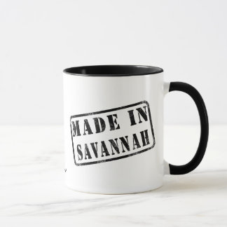 Gemacht in der Savanne Tasse