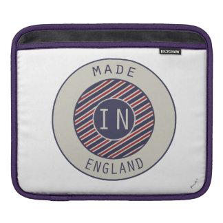 Gemacht in England durch Gerrelli Sleeve Für iPads