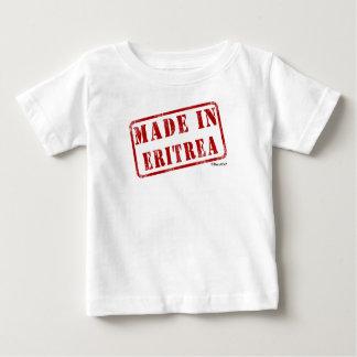 Gemacht in Eritrea Baby T-shirt