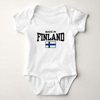 Gemacht in Finnland Baby Strampler
