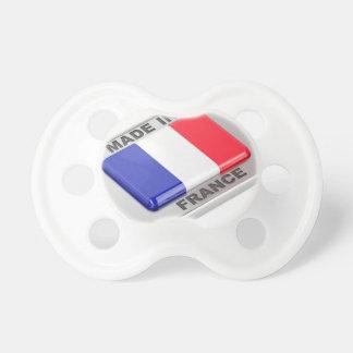 Gemacht in Frankreich Schnuller