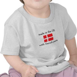 gemacht in Großbritannien mit dänischen Teilen