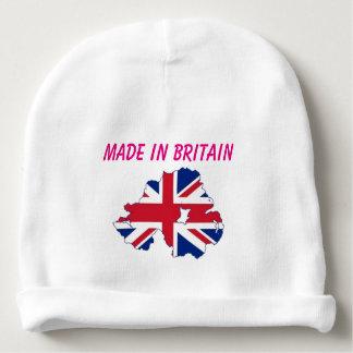 Gemacht in Großbritannien - Rosa Babymütze