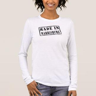 Gemacht in Harrisburg Langarm T-Shirt