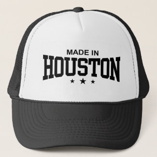 Gemacht in Houston Truckerkappe