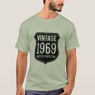 Gemacht in Jahr 1969% pipe% alterte zu T-Shirt