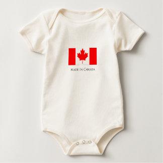 Gemacht in Kanada-Baby Onsie Baby Strampler