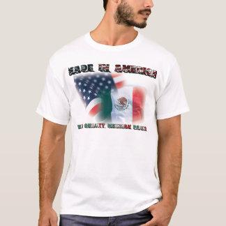Gemacht in mexikanischen Teilen Amerikas w - T-Shirt