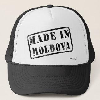 Gemacht in Moldau Truckerkappe