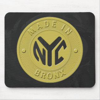 Gemacht in New York Bronx Mousepad