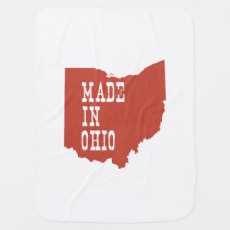 Gemacht in Ohio Babydecke