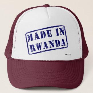 Gemacht in Ruanda Truckerkappe