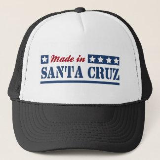 Gemacht in Santa Cruz Truckerkappe