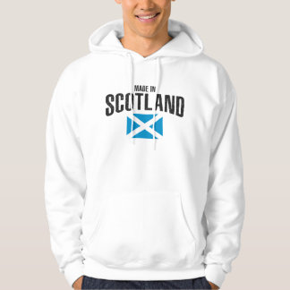 Gemacht in Schottland Hoodie