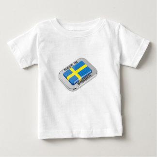 Gemacht in Schweden Baby T-shirt