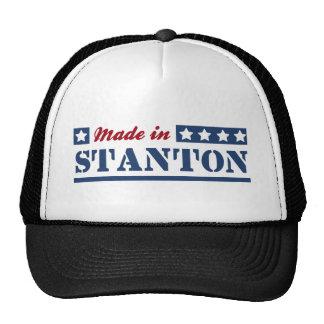 Gemacht in Stanton Truckermützen