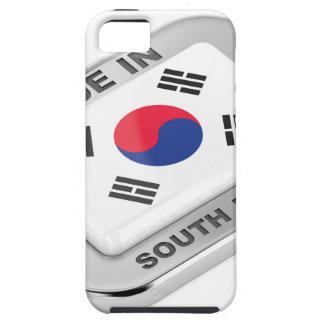 Gemacht in Südkorea iPhone 5 Schutzhülle