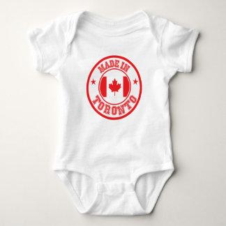 Gemacht in Toronto Baby Strampler