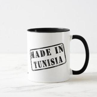 Gemacht in Tunesien Tasse