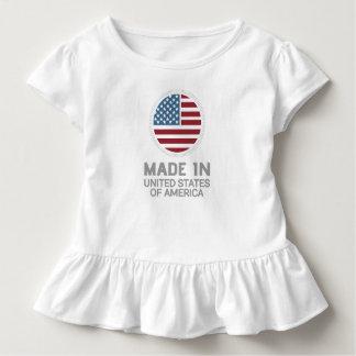 Gemacht in USA Kleinkind T-shirt