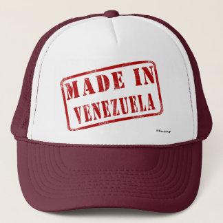 Gemacht in Venezuela Truckerkappe