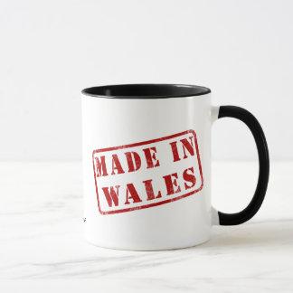 Gemacht in Wales Tasse