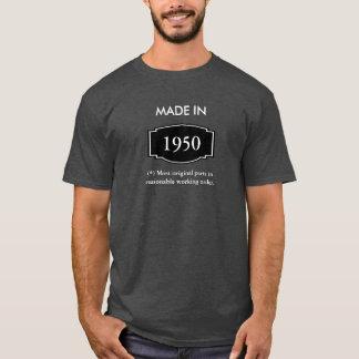 Gemacht in xxxx, arbeiten die meisten T-Shirt