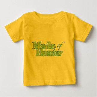 Gemacht vom Ehrengrün Baby T-shirt