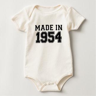 GEMACHTES IM JAHRE 1954 .PNG BABY STRAMPLER