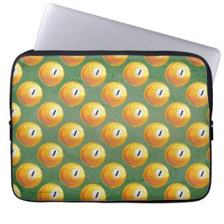 Gemalte ein BallPattens Laptopschutzhülle