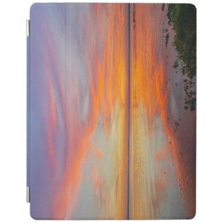 Gemalte Himmel iPad Abdeckung iPad Hülle