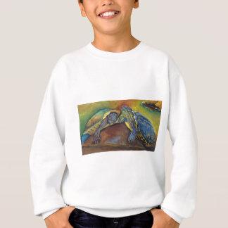 Gemalte Schildkröten Sweatshirt