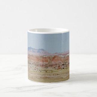 Gemalte Wüstenszene 07 Kaffeetasse