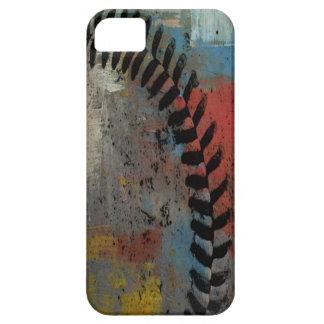 gemalter Baseball iphone Fall Hülle Fürs iPhone 5