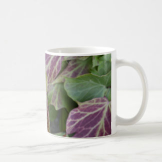 gemalter Efeu Kaffeetasse