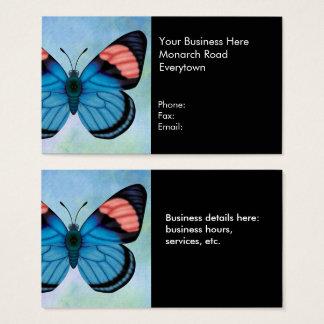 Gemalter Schönheits-Schmetterling Visitenkarte