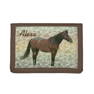 Gemaltes Pferd personalisiert