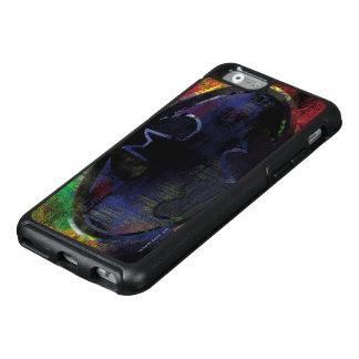 Gemaltes Schläger-Symbol OtterBox iPhone 6/6s Hülle