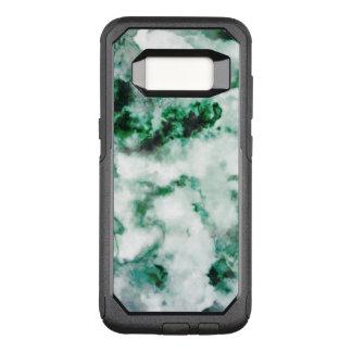 Gemarmorte Quarz-Beschaffenheit OtterBox Commuter Samsung Galaxy S8 Hülle
