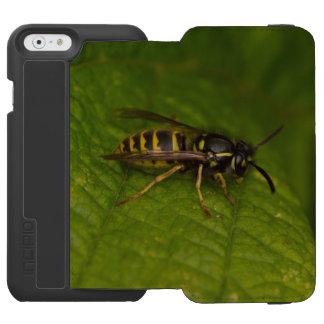Gemeine Wespe Incipio Watson™ iPhone 6 Geldbörsen Hülle