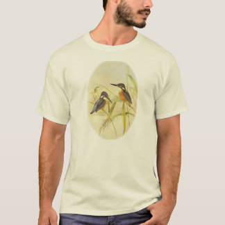 Gemeiner Eisvogel (Alcedo atthis) T-Shirt