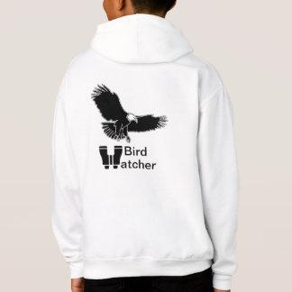 Gemeiner Loon - KinderHoodie - Vogelbeobachter Hoodie