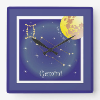 Gemini May 21 to June 21 Uhr