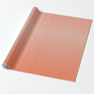 Gemischtes orange Packpapier