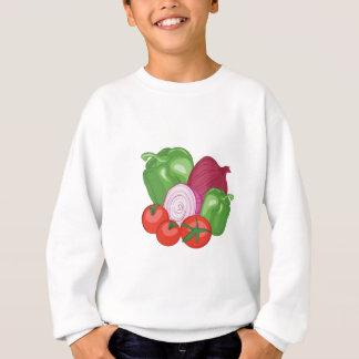 Gemüse Sweatshirt