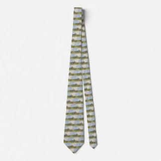 Gemüsegarten Van Gogh in Montmartre, schöne Kunst Krawatte