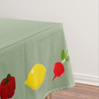 Gemüsegrenze Tischdecke