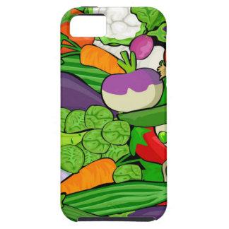 Gemüsemuster Schutzhülle Fürs iPhone 5